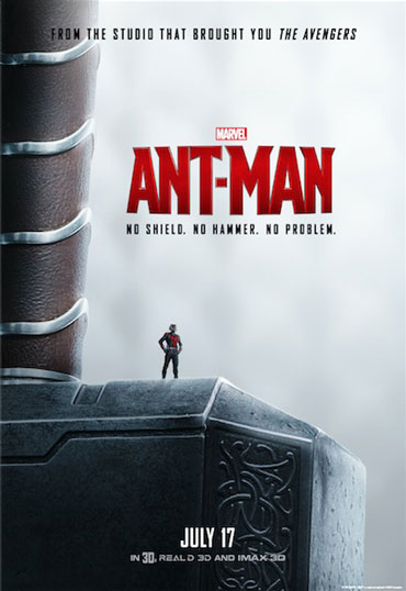 Ant-Man TV Spot: Why Can't We Call the Avengers?