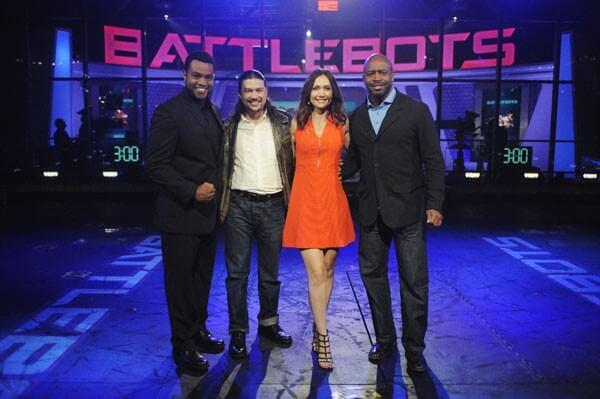Walking Dead Season 1 Episode 3 ABC's 'Battlebots' Hos...