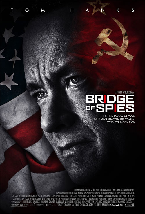 Bridge of Spies Unveils First Poster with Tom Hanks