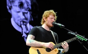 Ed Sheeran Set for Macy's 4th of July Fireworks Spectacular