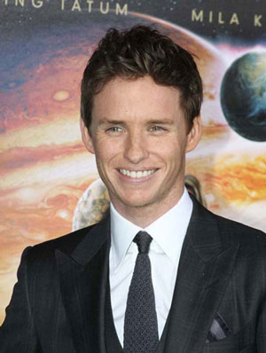 Eddie Redmayne Will Star in Fantastic Beasts and Where to Find Them