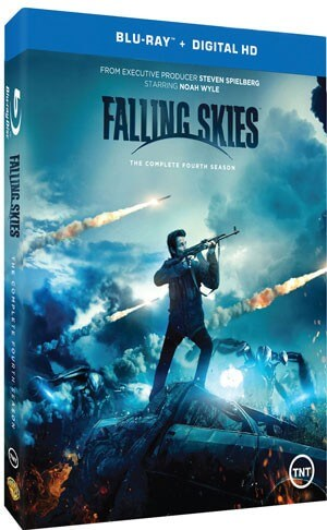 Falling Skies The Complete Season 4 Blu-ray Contest