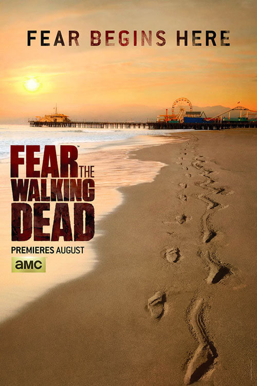 Fear the Walking Dead Season 1 Poster