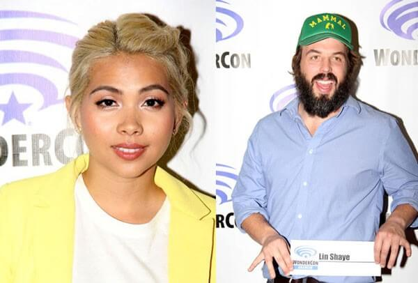 Insidious Chapter 3 Hayley Kiyoko and Angus Sampson Interview