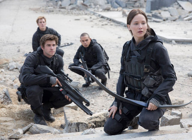 The Hunger Games: Mockingjay Part 2 Cast Coming to Comic Con