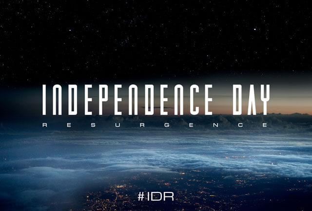 Independence Day 2 Has a Title and New Photos