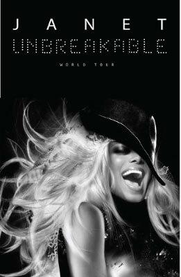 Janet Jackson Announces Unbreakable World Tour Dates