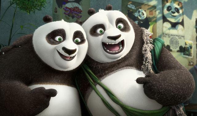Kung Fu Panda 3 Photo