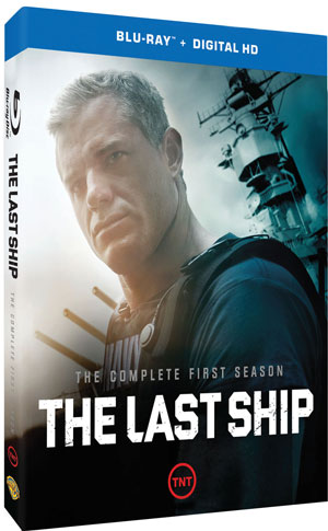 The Last Ship Blu-ray Contest