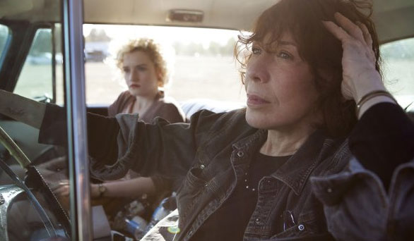New Grandma Movie Trailer with Lily Tomlin