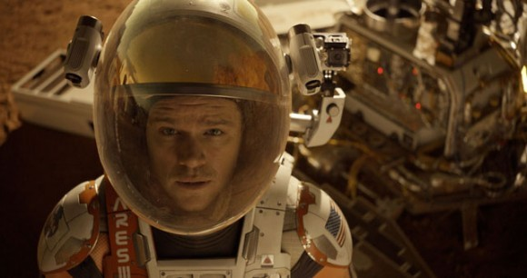 The Martian Movie Trailer with Matt Damon