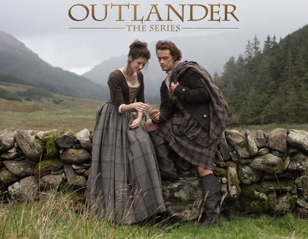 Outlander Costumes Reproductions in the Works