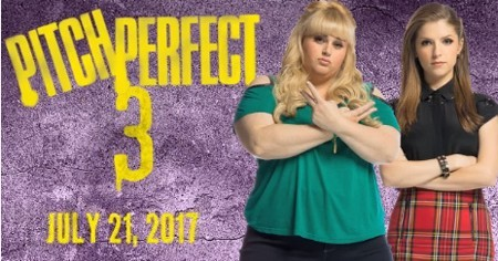 Pitch Perfect Premiere Date and Cast News