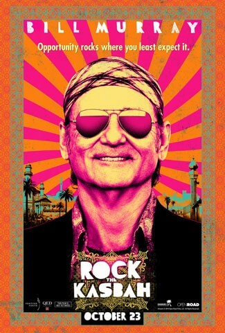 Rock the Kasbah Trailer and Poster