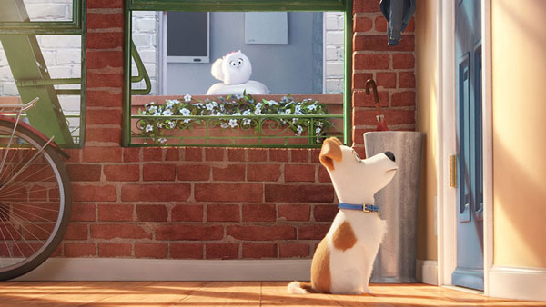 The Secret Life of Pets Dog and Cat