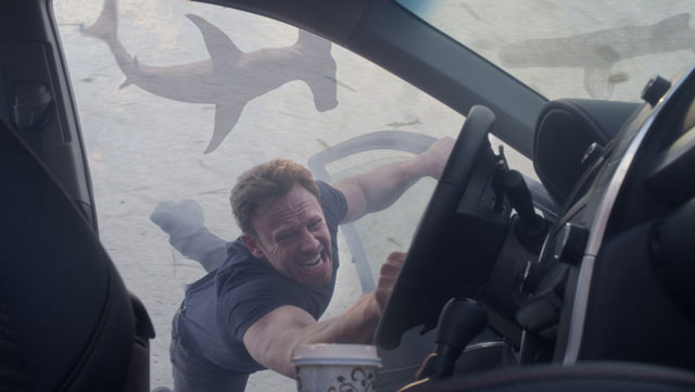 Sharknado 3 Oh Hell No with Ian Ziering