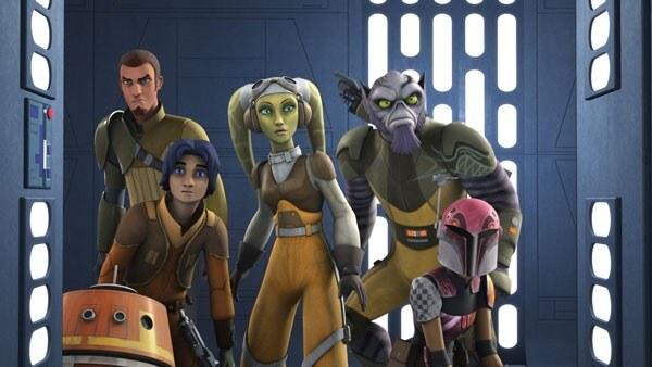 Star Wars Rebels The Siege of Lothal Videos