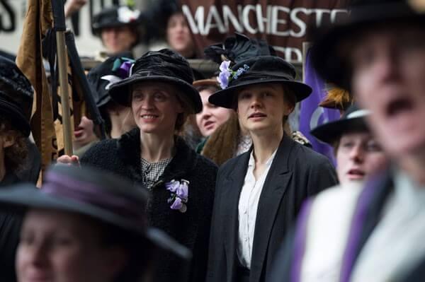 Suffragette Movie Trailer with Carey Mulligan