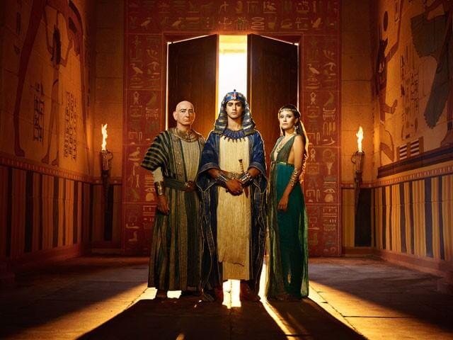 Tut Second Trailer with Avan Jogia and Ben Kingsley