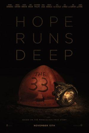 The 33 Movie Trailer with Antonio Banderas
