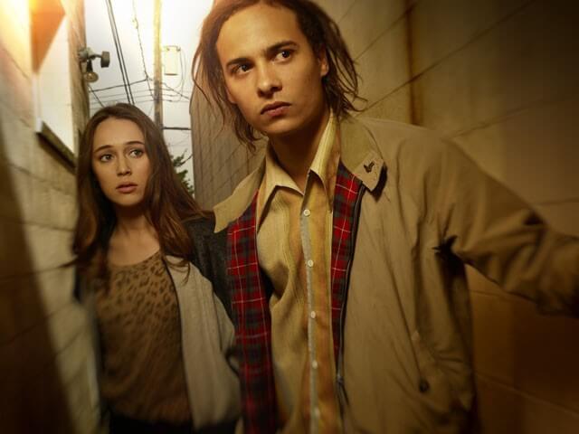 Fear the Walking Dead Alycia Debnam Carey and Frank Dillane Interview