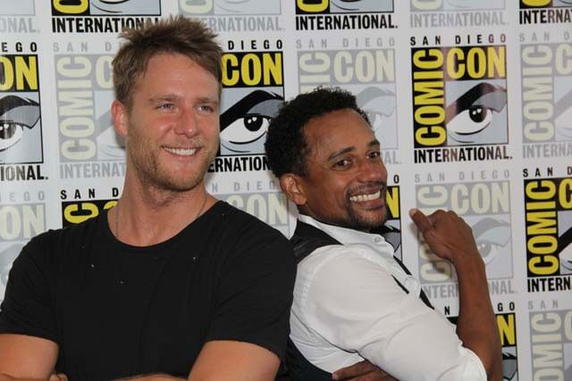 Limitless - Jake McDorman and Hill Harper Interview