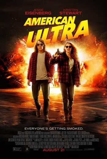 American Ultra Trailer and Poster