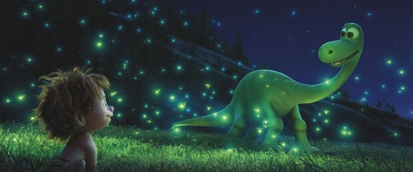 The Good Dinosaur US Trailer