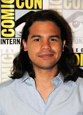 Carlos Valdes Interview - The Flash Season 2