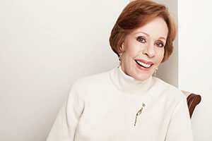 Carol Burnett to Receive SAG's Life Achievement Award