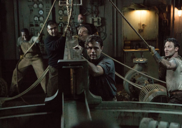 The Finest Hours Trailer and Poster
