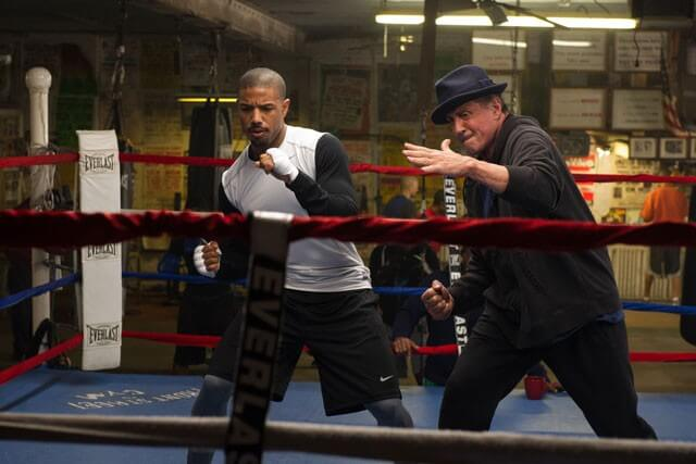 Creed First Trailer - The Rocky Spinoff