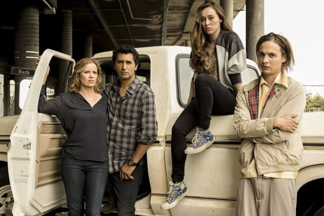 Fear the Walking Dead Cast Photo