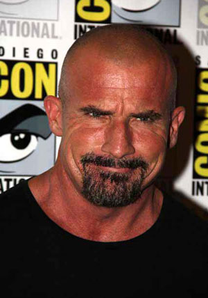 legends of tomorrow   dominic purcell interview on heat wave