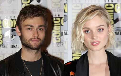 Douglas Booth and Bella Heathcote Pride & Prejudice & Zombies Interview