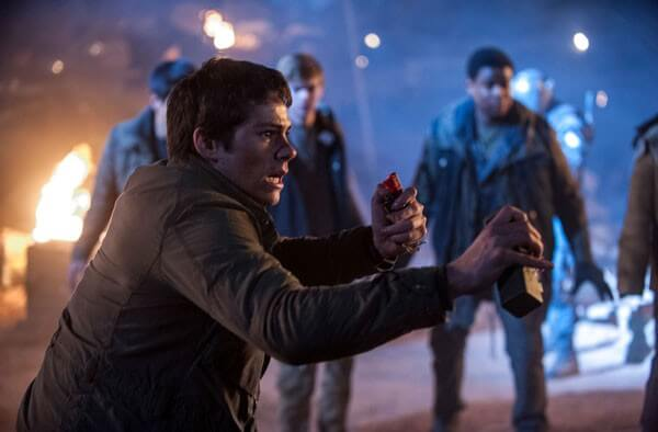 Maze Runner: The Scorch Trials Movie Review
