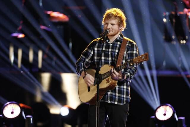 Ed Sheeran Gets a One Hour Special