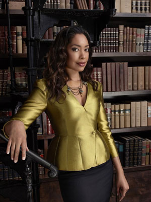 Gina Torres Interview - Suits, Firefly, and Strong Characters