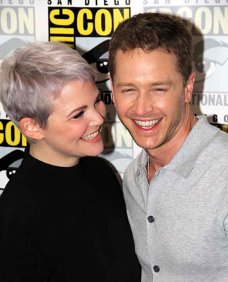 Ginnifer Goodwin and Josh Dallas Interview Once Upon a Time Season 5