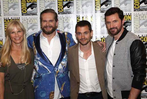 Hannibal Press Conference - Hugh Dancy, Richard Armitage, Bryan Fuller, Martha De Laurentiis