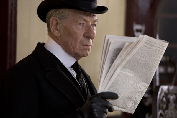 Mr Holmes Movie Review