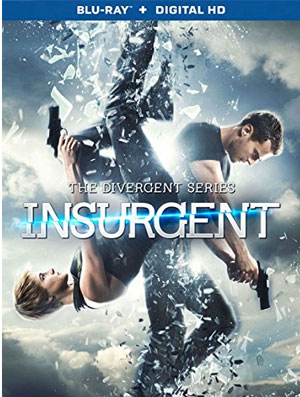 The Divergent Series: Insurgent Blu-ray Contest