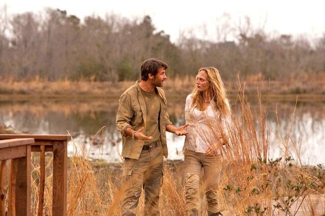 Zoo - James Wolk and Nora Arnezeder Interview