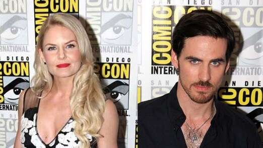 Jennifer Morrison and Colin O'Donoghue Once Upon a Time Season 5 Interview