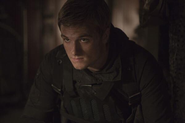The Hunger Games Mockingjay Part 2 Josh Hutcherson Photo