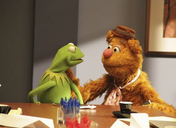 The Muppets First Look Presentation Video