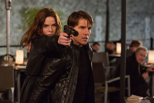 Mission Impossible Rogue Nation Movie Review