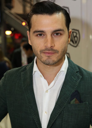 Michael Malarkey Interview - 'The Vampire Diaries' Season 7