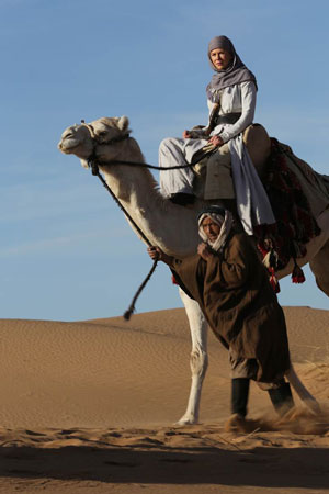 Queen of the Desert New Trailer with Nicole Kidman, Rob Pattinson and Damian Lewis