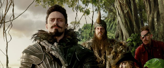 Pan Trailer #3 with Hugh Jackman and Garrett Hedlund